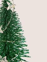 Yeşil Minik Çam Ağacı Dekoratif Süs