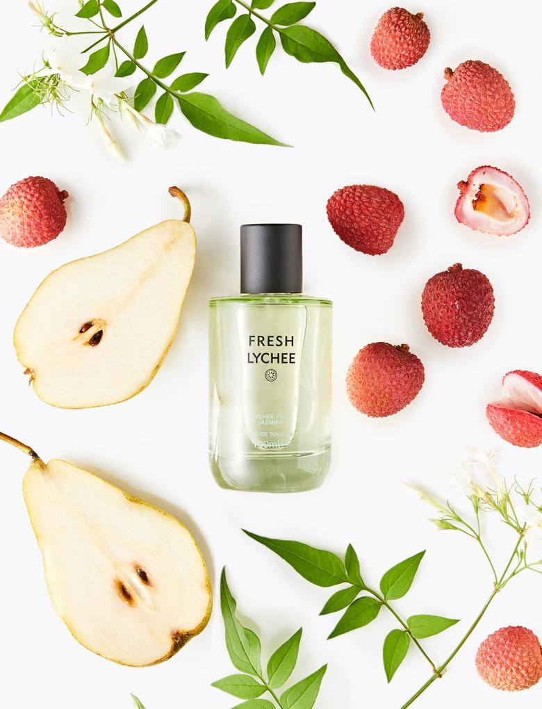 Kozmetik Renksiz Fresh Lychee Eau de Toilette 30ml