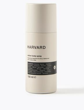 Kozmetik Renksiz Harvard Vücut Spreyi 150ml