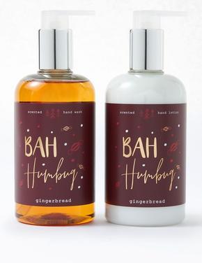 Kozmetik Renksiz Gingerbread Sıvı Sabun ve El Losyonu Seti