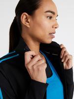 Kadın Siyah Şerit Detaylı Eşofman Üstü