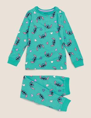 Çocuk Multi Renk Lilo & Stitch™ Pijama Takımı