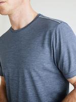 Lacivert Slim Fit Kısa Kollu T-Shirt