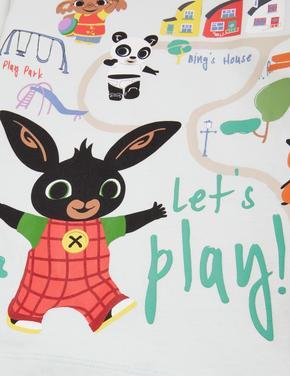 Çocuk Multi Renk Bing Bunny Pijama Takımı