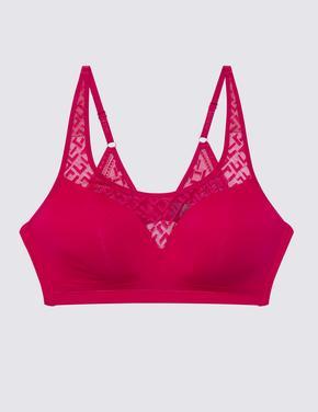 Kadın Kırmızı Body™ Balensiz Full Cup T-Shirt Sütyeni
