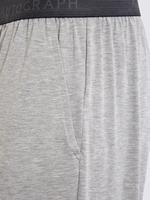 Erkek Gri Luxury Supersoft Supima® Pijama Altı