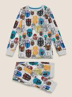 Çocuk Multi Renk The Mandalorian™ Pijama Takımı