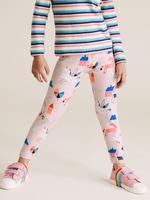 Kız Çocuk Multi Renk 3'lü Unicorn Desenli Tayt Seti
