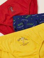 Çocuk Multi Renk 5'li Roald Dahl™ & NHM™ Külot Seti