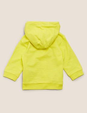 Bebek Sarı Mr Men? KapŸonlu Ya§murluk