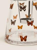 Ev Multi Renk Kelebek Desenli Fener