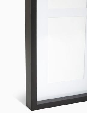 Ev Siyah 7 Bölmeli Fotoğraf Çerçevesi 10 x 15cm