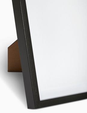 Ev Siyah Ahşap Fotoğraf Çerçevesi (20 x 25cm)
