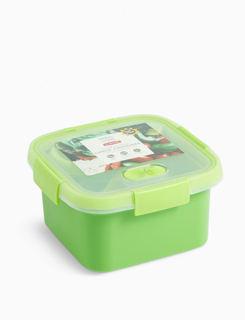 Ev Yeşil Sandviç Kabı