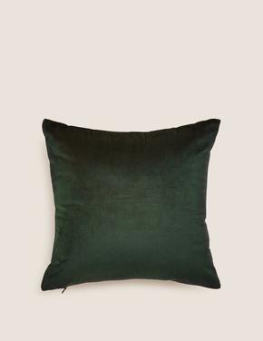 Ev Yeşil Mini Dekoratif Yastık