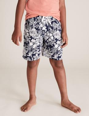 Çocuk Pembe 2'li Saf Pamuklu Pijama Seti