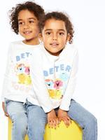Kız Çocuk Beyaz Mr Men™ & Little Miss™ Baskılı T-Shirt