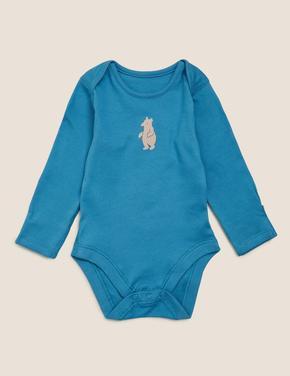 Bebek Yeşil 5'li Body Set
