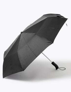 Erkek Siyah Otomatik Şemsiye