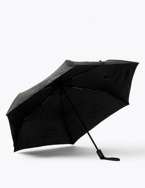 Erkek Siyah Windtech™ Şemsiye