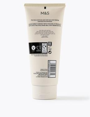 Kozmetik Renksiz Vetiver Yüz Ve Vücut Sabunu