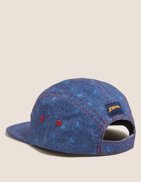 Lacivert Spider-Man™ Baskılı Şapka