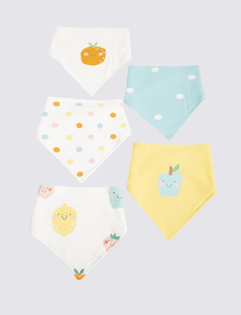 Bebek Beyaz 5'li Hediyelik Set