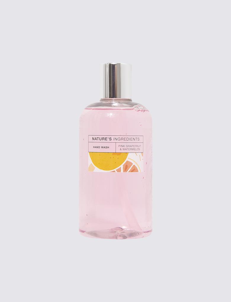 Kozmetik Renksiz Pembe Greyfurt ve Karpuz Aromalı El Sabunu