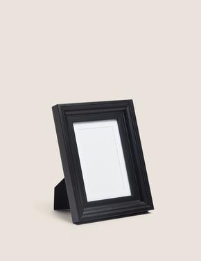 Ev Siyah Dekoratif Fotoğraf Çerçevesi