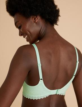 Kadın Yeşil Sumptuously Soft™ Toparlayıcı Sütyen