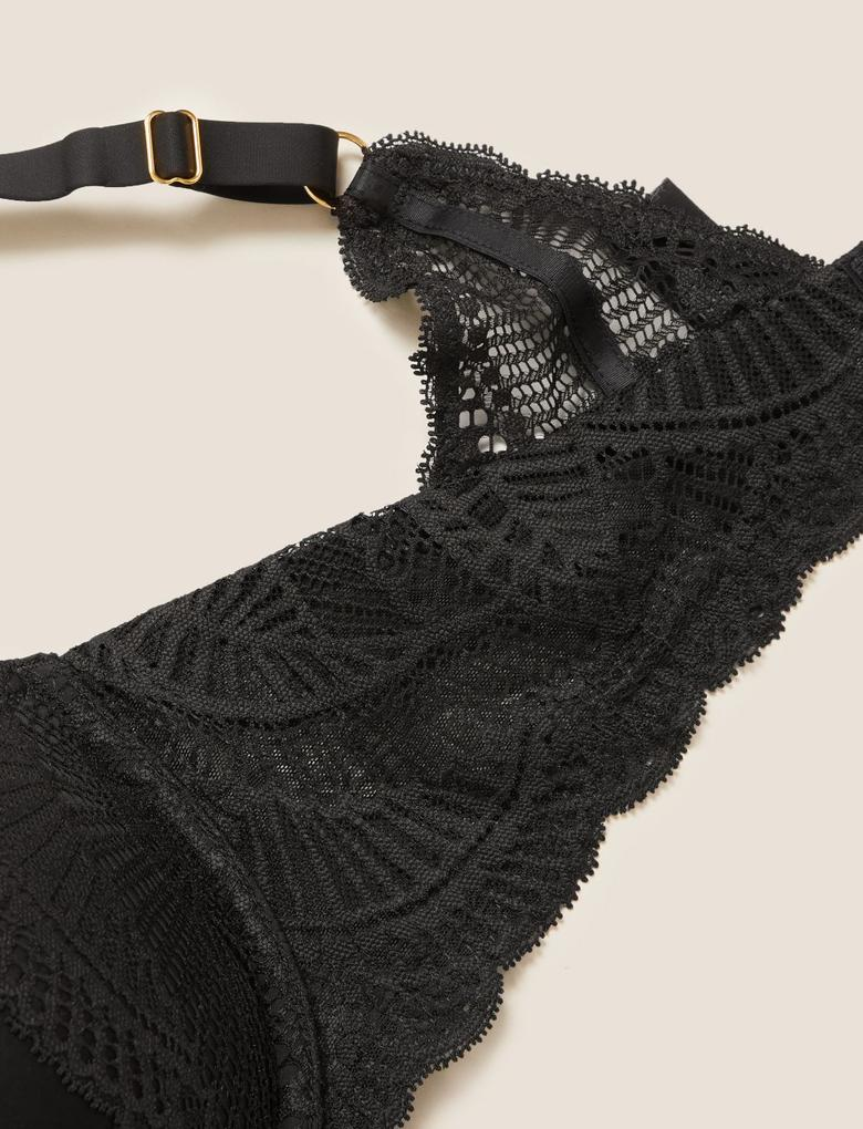 Kadın Siyah Perfect Fit™ Push-Up Sütyen