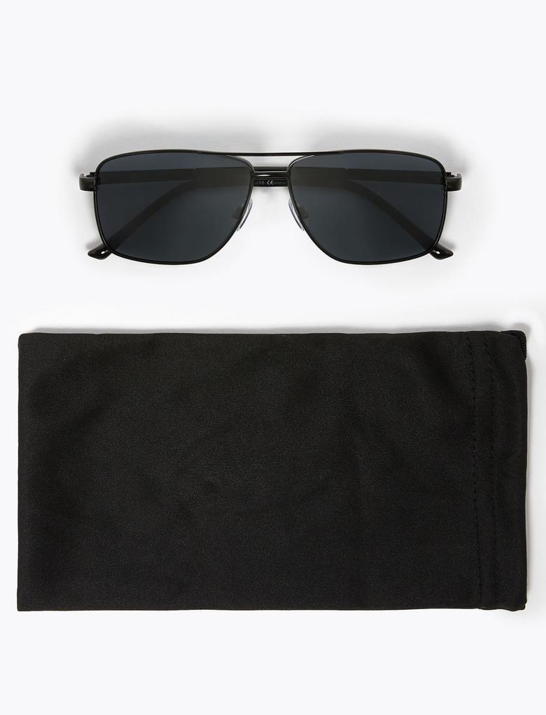 Erkek Siyah Gezgin Güneş Gözlüğü