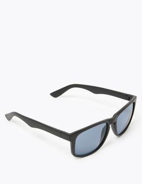 Erkek Siyah D Çerçeveli Güneş Gözlüğü