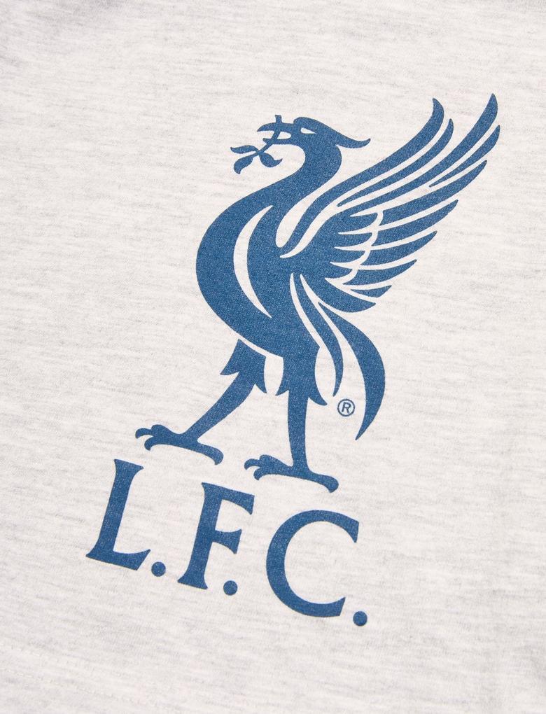 Çocuk Multi Renk Liverpool FC™ Baskılı Pijama Seti (6-16 Yaş)
