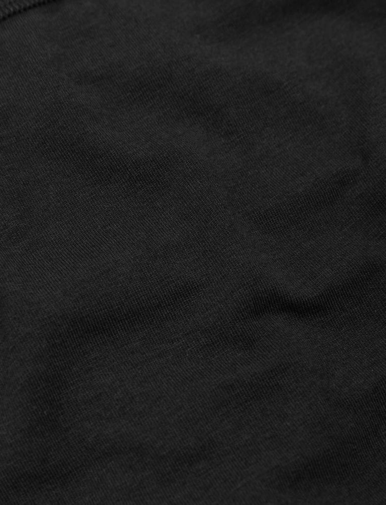 Kadın Siyah 5'li Pamuklu Bikini Külot Seti