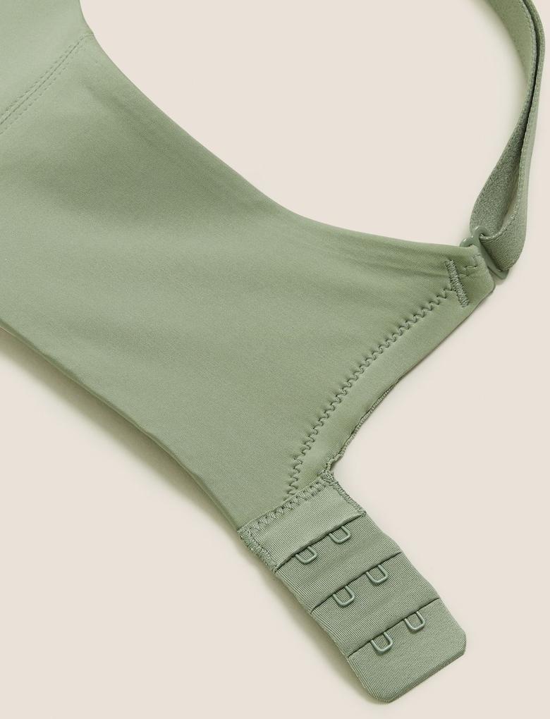 Kadın Yeşil Flexifit™ Balensiz Full Cup Sütyen