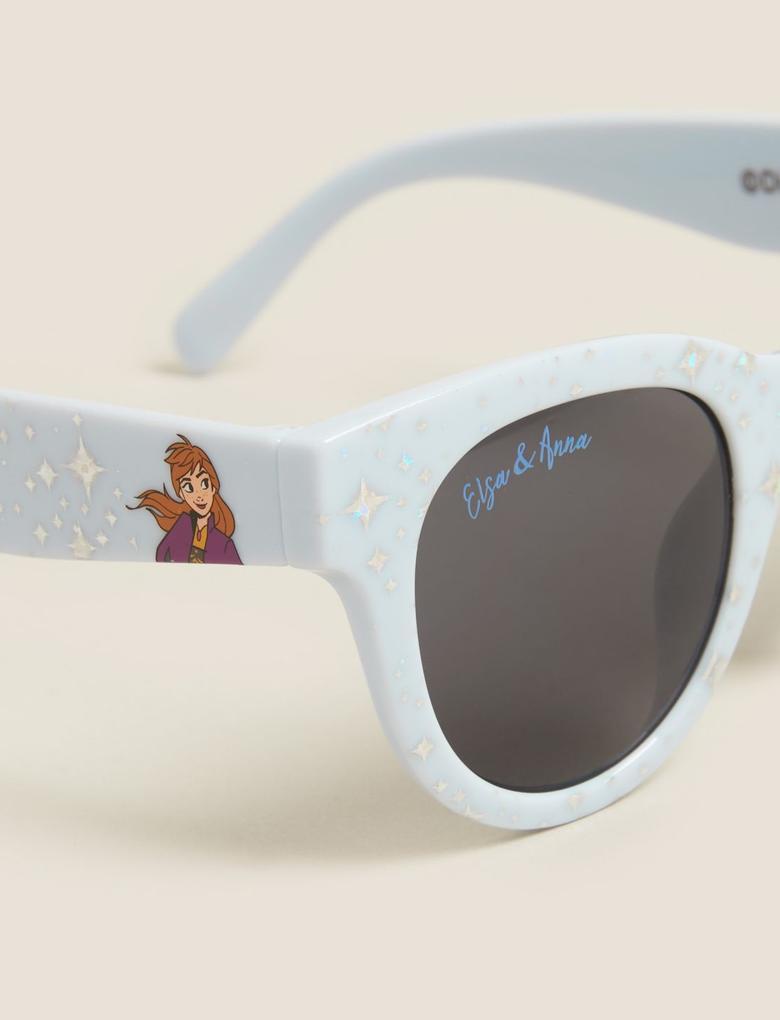Çocuk Mavi Disney Frozen™ Baskılı Güneş Gözlüğü