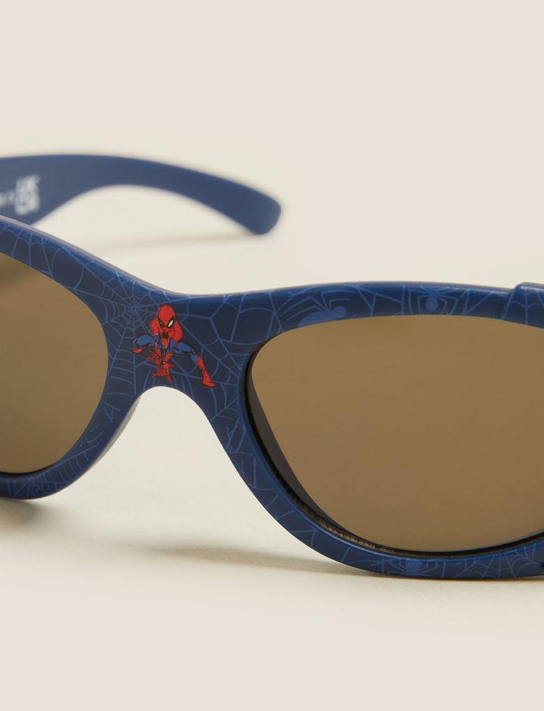 Çocuk Mavi Spider-Man™ Güneş Gözlüğü
