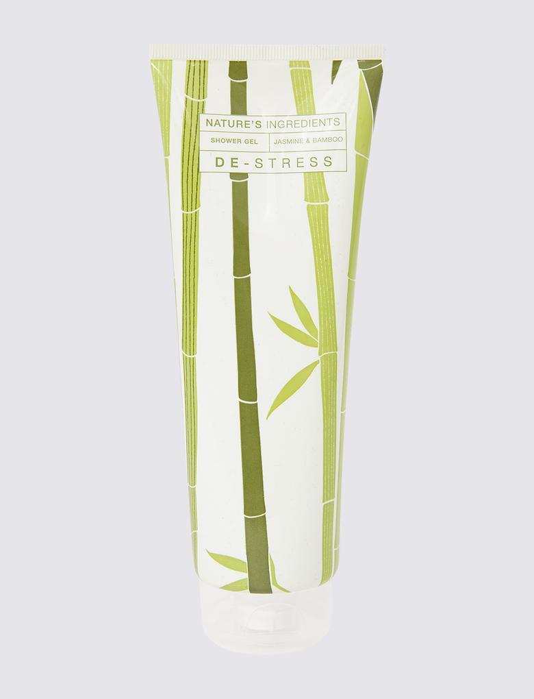 Kozmetik Renksiz Yasemin ve Bambu Özlü Duş Jeli