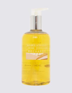 Kozmetik Renksiz Greyfurt ve Portakal Özlü Sıvı Sabun