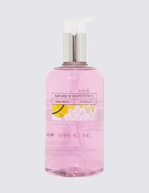Kozmetik Renksiz Nilüfer Çiçeği Özlü Sıvı Sabun