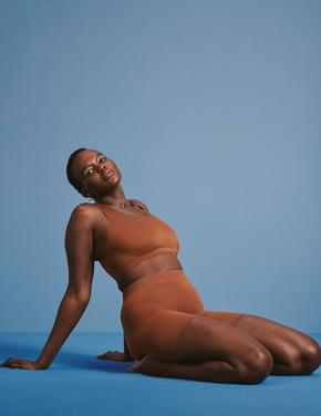 Kadın Bej Cool Comfort™ Sürtünme Önleyici Short Korse