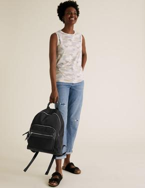 Kadın Siyah Stormwear™ Sırt Çantası