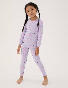Çocuk Pembe Frozen™ Pijama Takımı