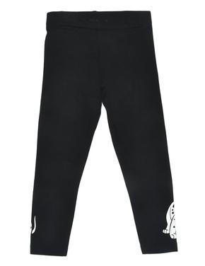 Kız Çocuk Siyah 101 Dalmatians™ Legging Tayt (2-7 Yaş)