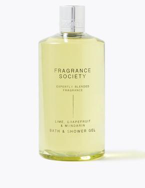 Kozmetik Renksiz Lime, Greyfurt ve Mandalina Özlü Duş Jeli