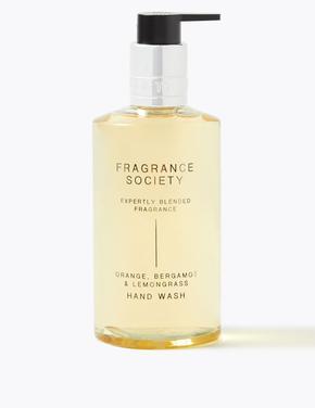 Kozmetik Renksiz Portakal, Bergamot ve Limon Otu Özlü Sıvı Sabun