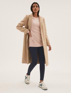 Kadın Lacivert Yüksek Bel Jegging Pantolon