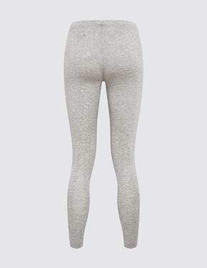 Kadın Gri Heatgen™ Legging Termal Tayt