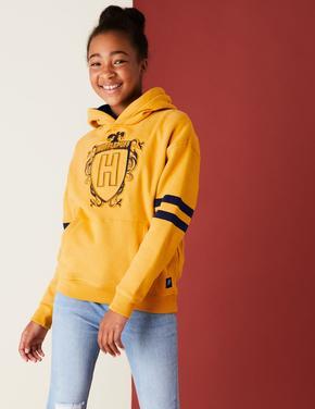 Erkek Çocuk Sarı Harry Potter™ Kapüşonlu Sweatshirt
